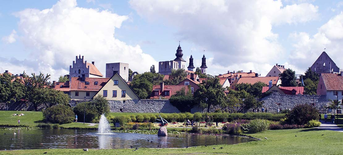 Skribent eller Webbutvecklare på Gotland